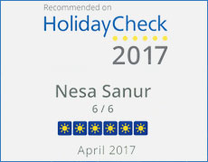 nesa sanur holiday check awards