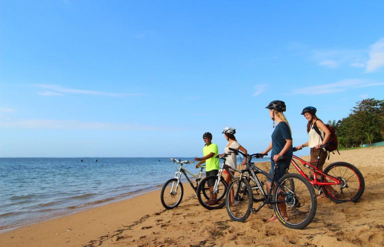 nesa sanur cycling tour