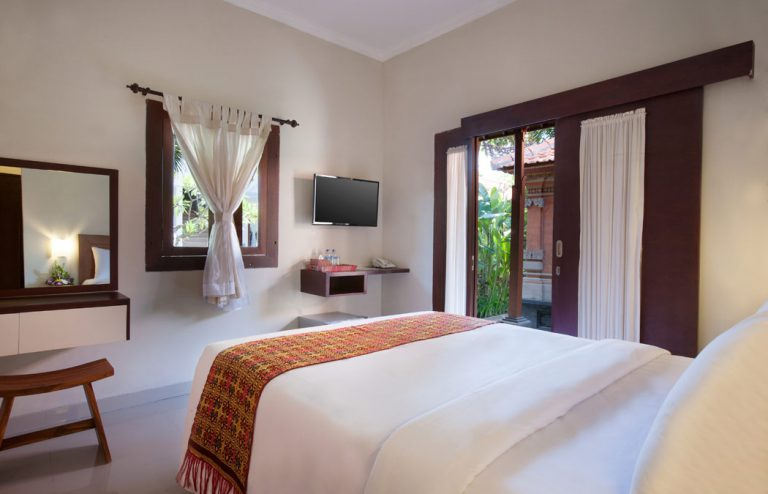 one bedroom balinese bungalow of nesa sanur