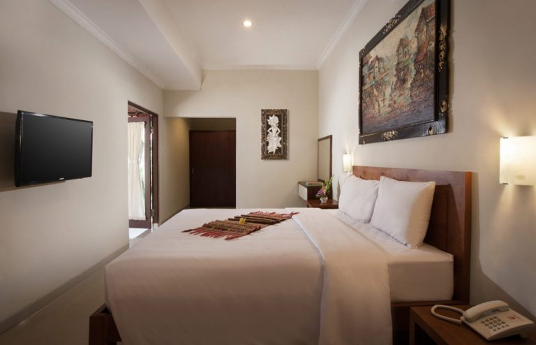 standard room of nesa sanur