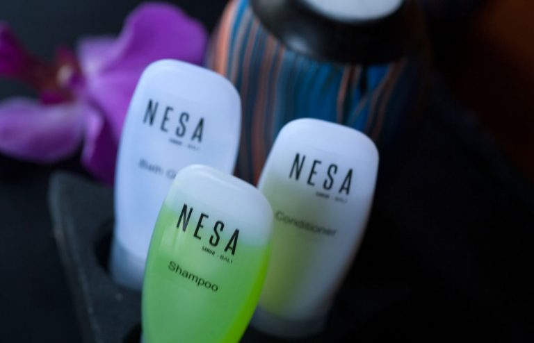 amenities nesa sanur hotel