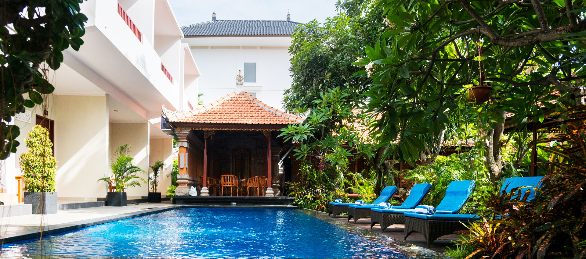 One Bedroom Balinese Bungalow