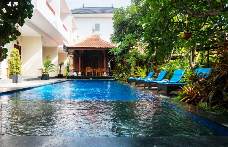 nesa sanur swimming pool