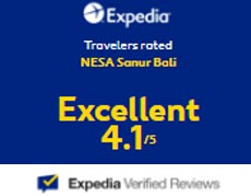 expedia reviews of nesa sanur